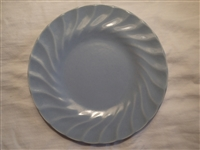 Bread & Butter Plate-Powder Blue #503pb-Satin Glaze-Metlox Yorkshire