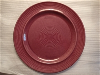 Dinner Plate-Metlox Colorstax Plum