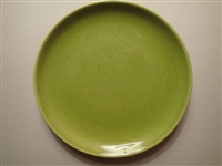 Bread & Butter Plate #030mg Medium Green Metlox Modern