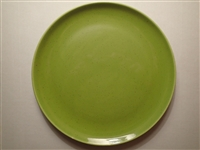 Dinner Plate #060mg Medium Green Metlox Modern                                                                                                                                          0mg Medium Green