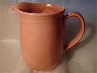 Water Pitcher-Metlox Colorstax Apricot