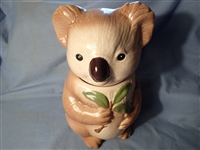 Koala Bear-Metlox Cookie Jar