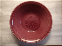 Medium Round Vegetable Bowl-Colorstax Plum