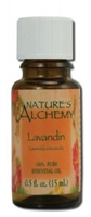 Nature's Alchemy Essential Oil - Lavandin - .5 oz