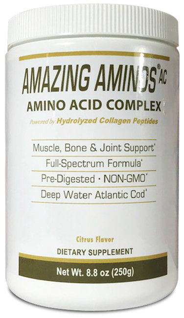 7 Lights - Amazing Aminos 8.8 oz  NON-GMO (Citrus Flavor)