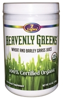 7 Lights -  Heavenly Greens - 100% Organic (8.8 oz.)