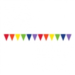 CREATE YOUR OWN MULTI SMALL PENNANT FOR BALLOONS