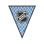 NHL Ice Time Pennant Banner