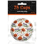 Spooktacular Cupcake Cases