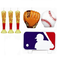 MLB Baseball Candles