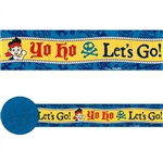 Jake and the Never Land Pirates Crepe Streamer Decoration