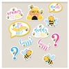 WHAT WILL IT BEE CUTOUTS