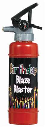 BIRTHDAY CANDLE BLAZE BLASTER