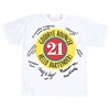 21ST BIRTHDAY AUTOGRAPH T-SHIRT