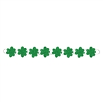 Shamrock Prismatic Ring Garland