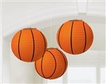 Basketball Paper Lanterns