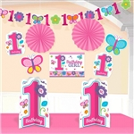 Sweet Birthday Girl Room Decorating Kit