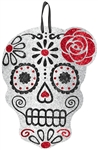 Glitter Day Of The Dead Decoration