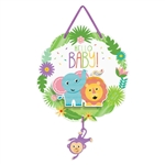 "Fisher Priceâ""¢ Hello Baby Cardboard Hanging Sign"