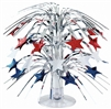 PATRIOTIC STARS MINI CENTERPIECE