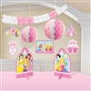 Disney Princess First Birthday Decorating Kit