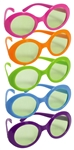 Round Sunglasses Assorted Colors