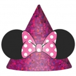 MINNIE HAPPY HELPERS PARTY HATS