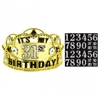 Sparkling Celebration Add An Age Birthday Tiara