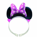 Minnie Mouse Ears Party Headband