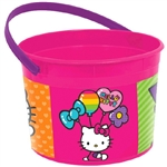Hello Kitty Favor Container