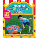 3 IN A ROW INFLATABLE GAME