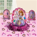 Sofia the First Princess Table Decorating Kit