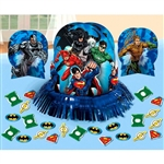 Justice League Table Decoration Kit