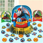 Thomas All Aboard table decoration kit
