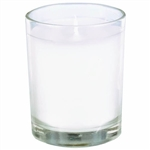 Wedding Glass Votive Candle Value Pack