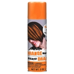Orange Hair Spray