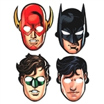 Justice League Party Masks