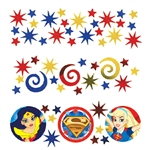 DC Super Hero Girls Confetti