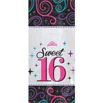 Sweet Sixteen Celebration Small Cello Bag