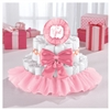 Baby Shower Deluxe Diaper Cake Kit - Girl