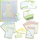 Baby Shower Game Kit