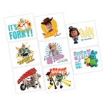 Toy Story 4 Temporary Tattoos