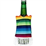 Serape Fabric Bottle Cozy