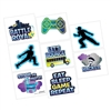 Battle Royal Temporary Tattoos Favors