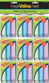 SIDEWALK CHALK MEGA VALUE PACK