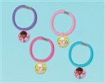 Doc Mcstuffins Hair Ties