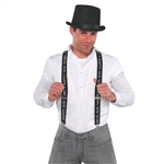 Happy New Year Suspenders