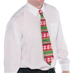 UGLY SWEATER MEN'S TIE