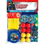 Justice League Value Favor Pack