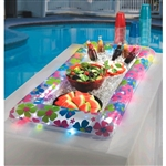 Luau Light Up Buffet Cooler